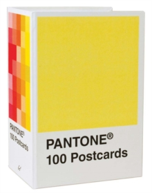 Pantone : 100 Postcards, Calendar Book