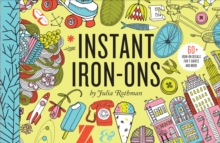 Julia Rothman Iron-ons, General merchandise Book