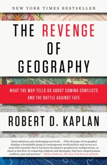 The Revenge Of Geography, Paperback Book