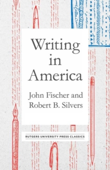 Writing in America, Hardback Book