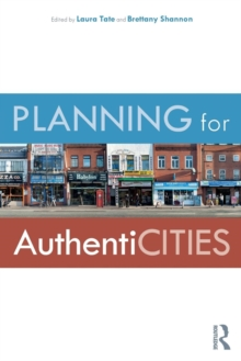 Planning for AuthentiCITIES, Paperback / softback Book