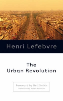 The Urban Revolution, Paperback / softback Book