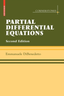 Partial Differential Equations : Second Edition, Hardback Book