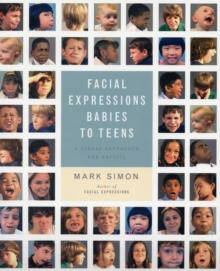 Facial Expressions Babies To Teens, Paperback Book