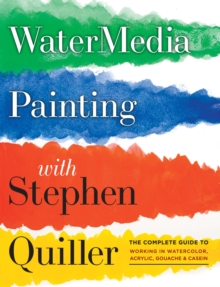 Watermedia Painting With Stephen Quiller, Paperback Book