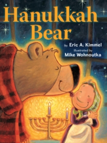 Hanukkah Bear, Board book Book