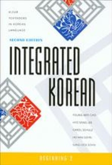 Integrated Korean : Beginning 2 book, Paperback / softback Book