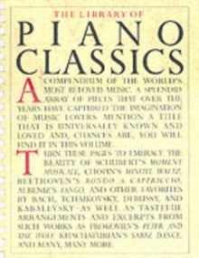 Library of Piano Classics : Piano Solo