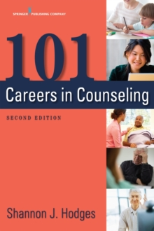 101 Careers in Counseling, Paperback / softback Book