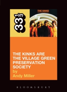 The Kinks' The Village Green Preservation Society, Paperback Book