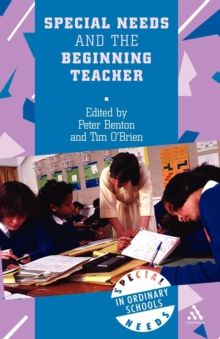 Special Needs and the Beginning Teacher, Paperback Book