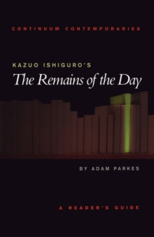 "Kazuo Ishiguro's ""The Remains of the Day"", Paperback Book"