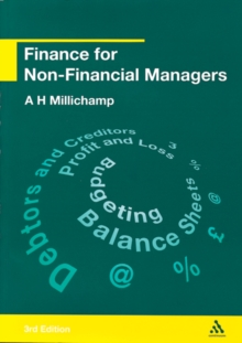 Finance for Non-Financial Managers, Paperback Book