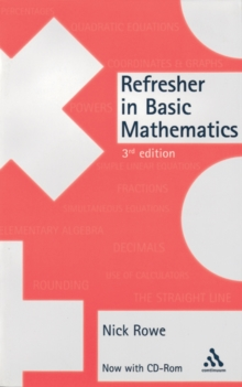 Refresher in Basic Mathematics, Paperback Book