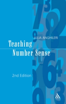 Teaching Number Sense, Paperback Book