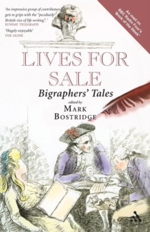 Lives for Sale : Biographers' Tales, Paperback Book