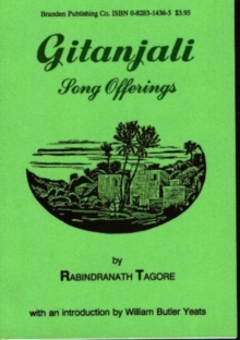 Gitanjali : Song Offerings, Paperback Book