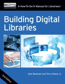 Building Digital Libraries, Paperback / softback Book