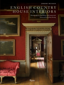 English Country House Interiors, Hardback Book