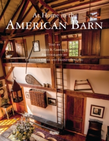 At Home in The American Barn, Hardback Book