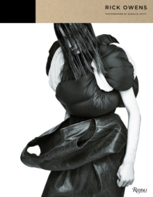 Rick Owens Fashion, Hardback Book