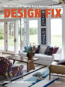 Design Fix, Hardback Book