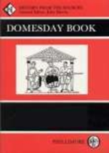 Domesday Book Kent : History From the Sources, Paperback / softback Book