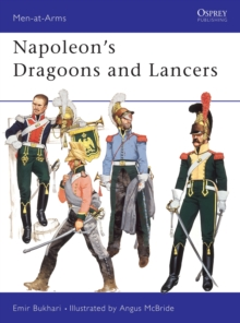 Napoleon's Dragoons and Lancers, Paperback Book