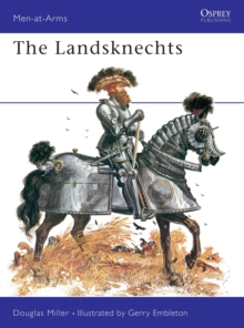 The Landsknechts, Paperback Book