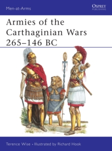 Armies of the Carthaginian Wars, 265-146 B.C., Paperback Book