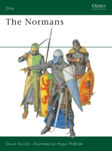The Normans, Paperback Book