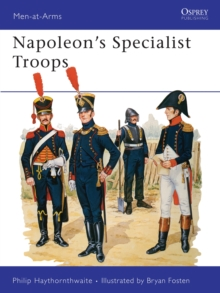 Napoleon's Specialist Troops, Paperback / softback Book
