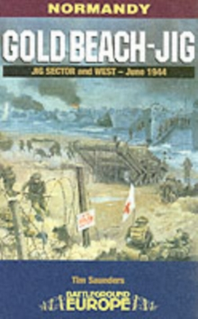 Gold Beach Jig Sector and West, Paperback Book