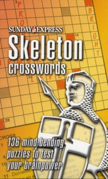 """Daily Express"" Skeleton Crossword : Bk. I, Paperback Book"