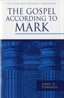 The Gospel According to Mark, Hardback Book