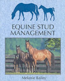 Equine Stud Management : A Textbook for Students, Paperback Book