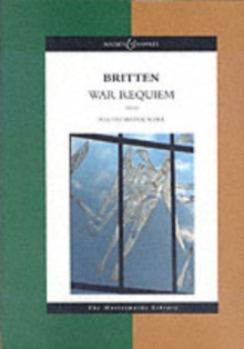 War Requiem, Paperback Book