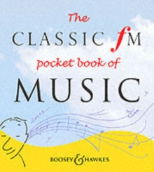 The Classic FM Pocket Book of Music, Paperback Book