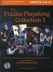 Fiddler Playalong Collection 1, Paperback Book