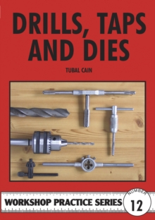 Drills, Taps and Dies, Paperback Book