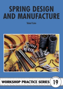 Spring Design and Manufacture, Paperback Book