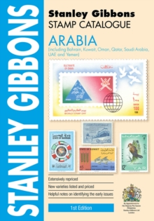 Arabia Catalogue Including Bahrain, Kuwait, Oman, Qatar, Saudia Arabia, UAE & Yemen, Paperback / softback Book