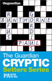 "The ""Guardian"" Cryptic Crosswords Setters Series : Bunthorne, Paperback Book"
