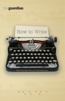 How to Write, Paperback Book
