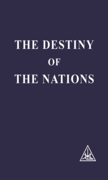 Destiny of the Nations, Paperback Book