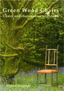Green Wood Chairs, Paperback Book