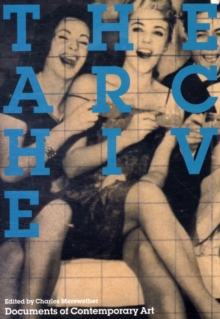 The Archive, Paperback Book