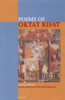 Poems of Oktay Rifat, Paperback / softback Book