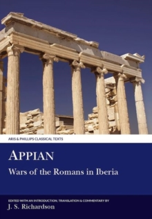 Appian: Wars of the Romans in Iberia, Paperback / softback Book