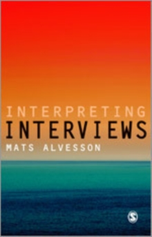 Interpreting Interviews, Paperback / softback Book